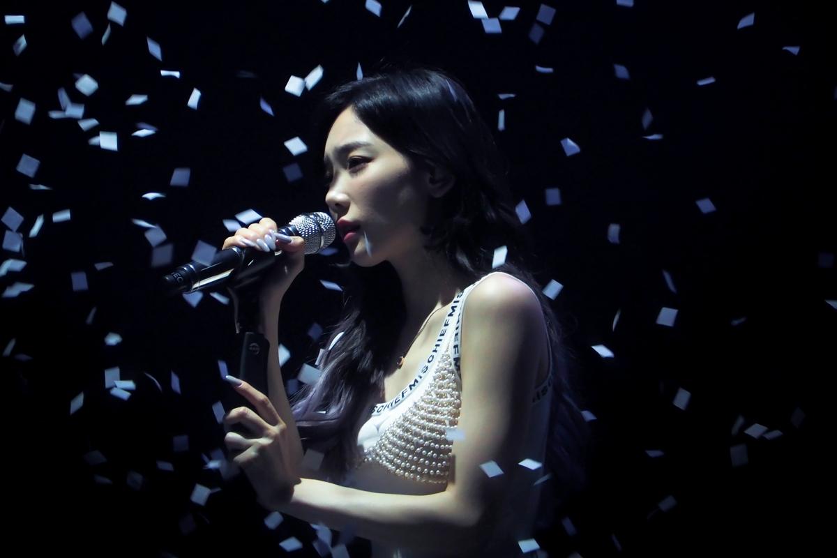 [DL] [170528] Taeyeon @ PERSONA in Bangkok