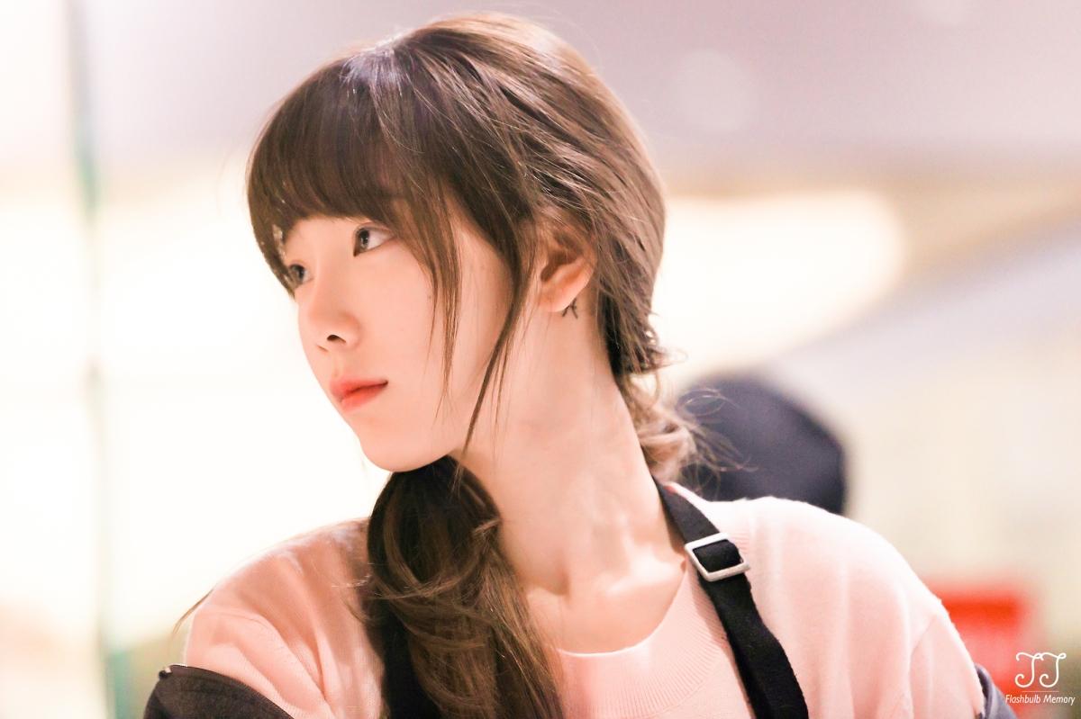 [DL] [161223] Taeyeon @ SUM Cafe