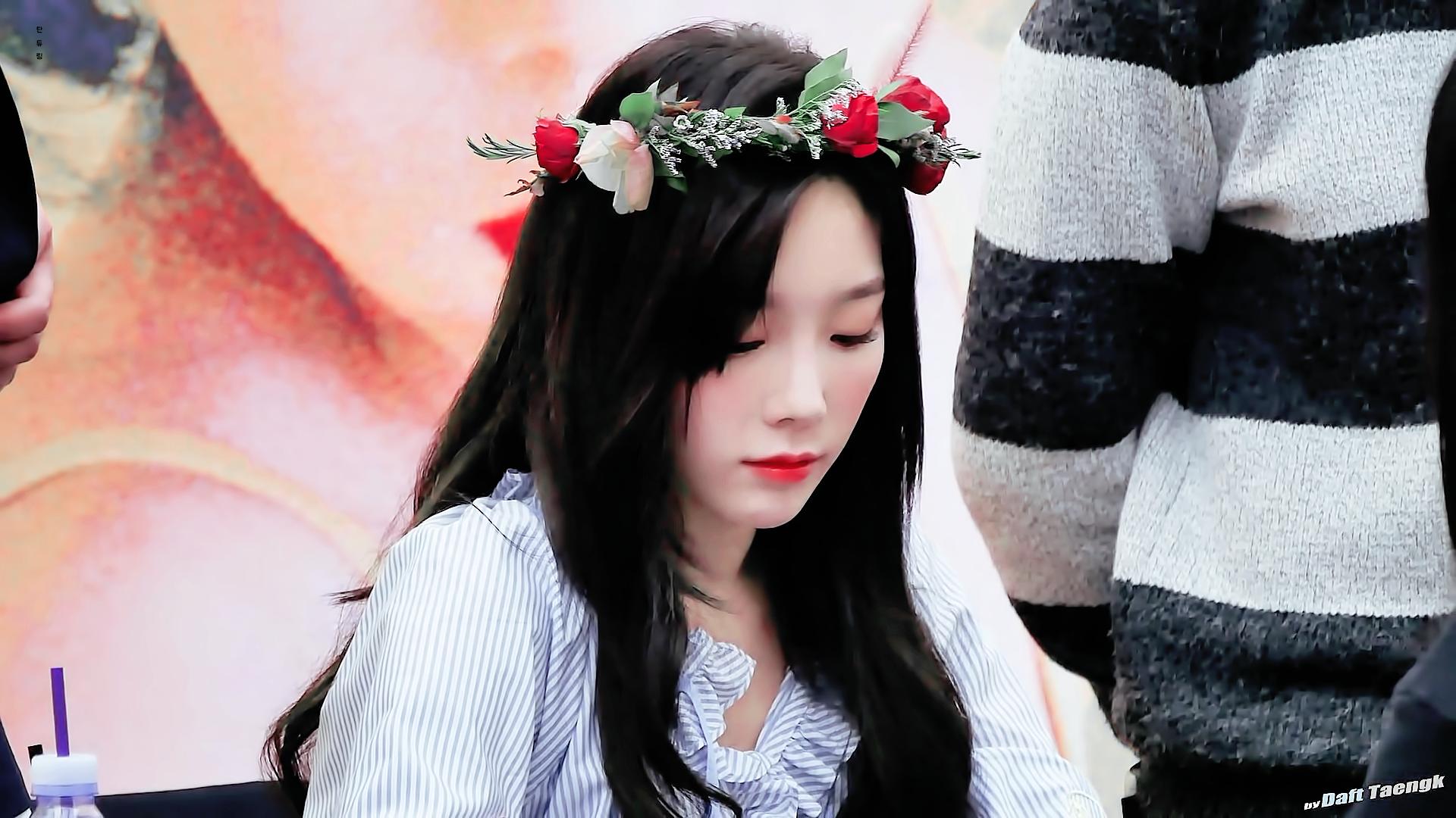 [DL] [170317] Taeyeon @ My Voice Fansign