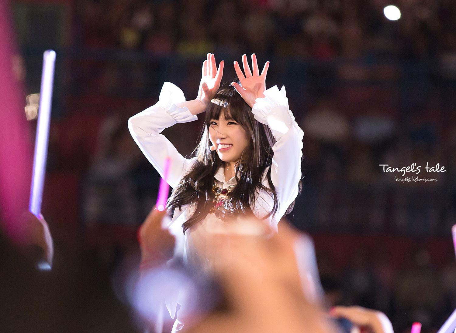 [DL FANSITE] TANGEL'S TALE (Taeyeon's Fansite)